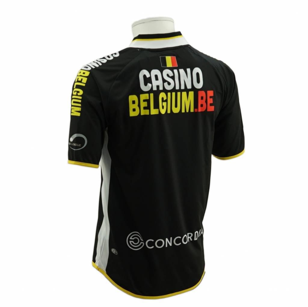 Official shirt -zwart/geel