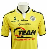 Official shirt yellow Sporting Lokeren