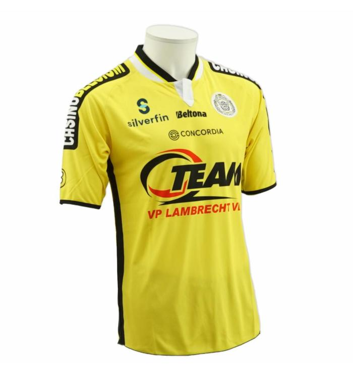Official shirt yellow