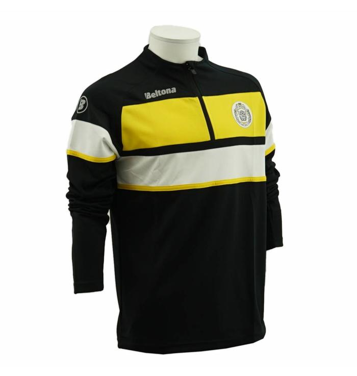 Trainings top - London  - black/yellow/white