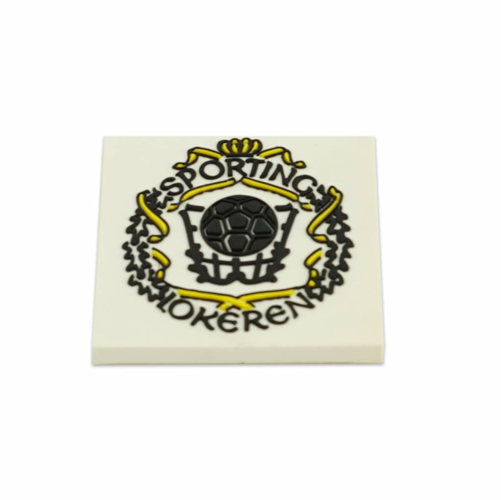 Magneet 3D - logo -Sporting Lokeren