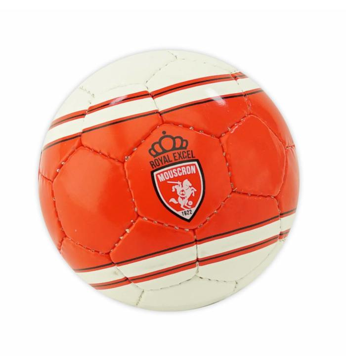 Ballon de foot 1 Mouscron