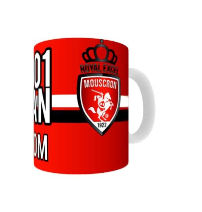 Mug Nr1 Fan