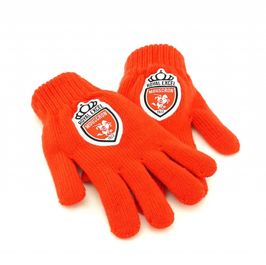 Handschoen Royal Excel rood  - L