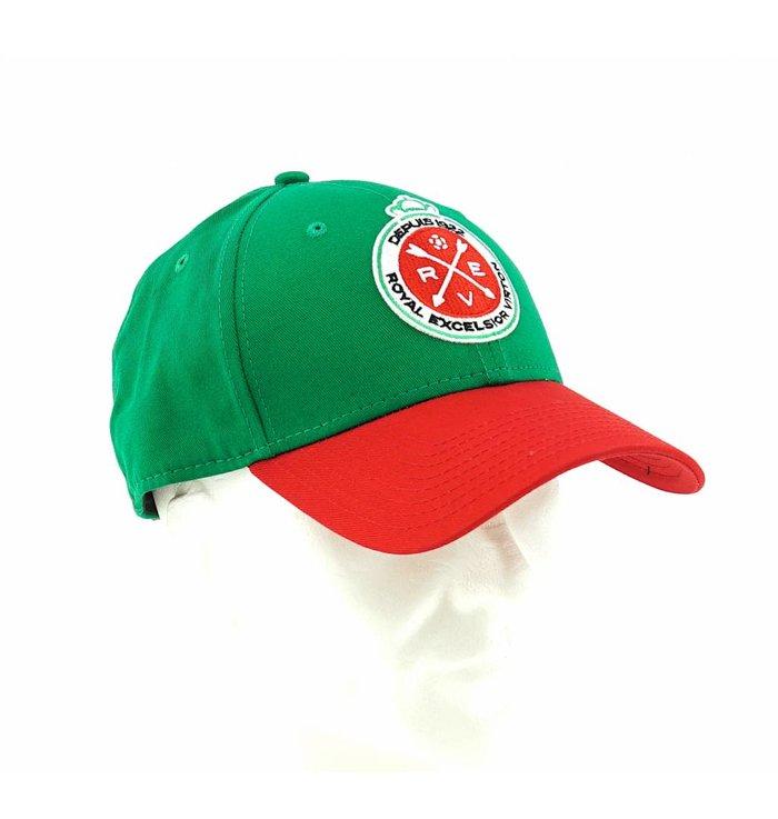 Cap green - M