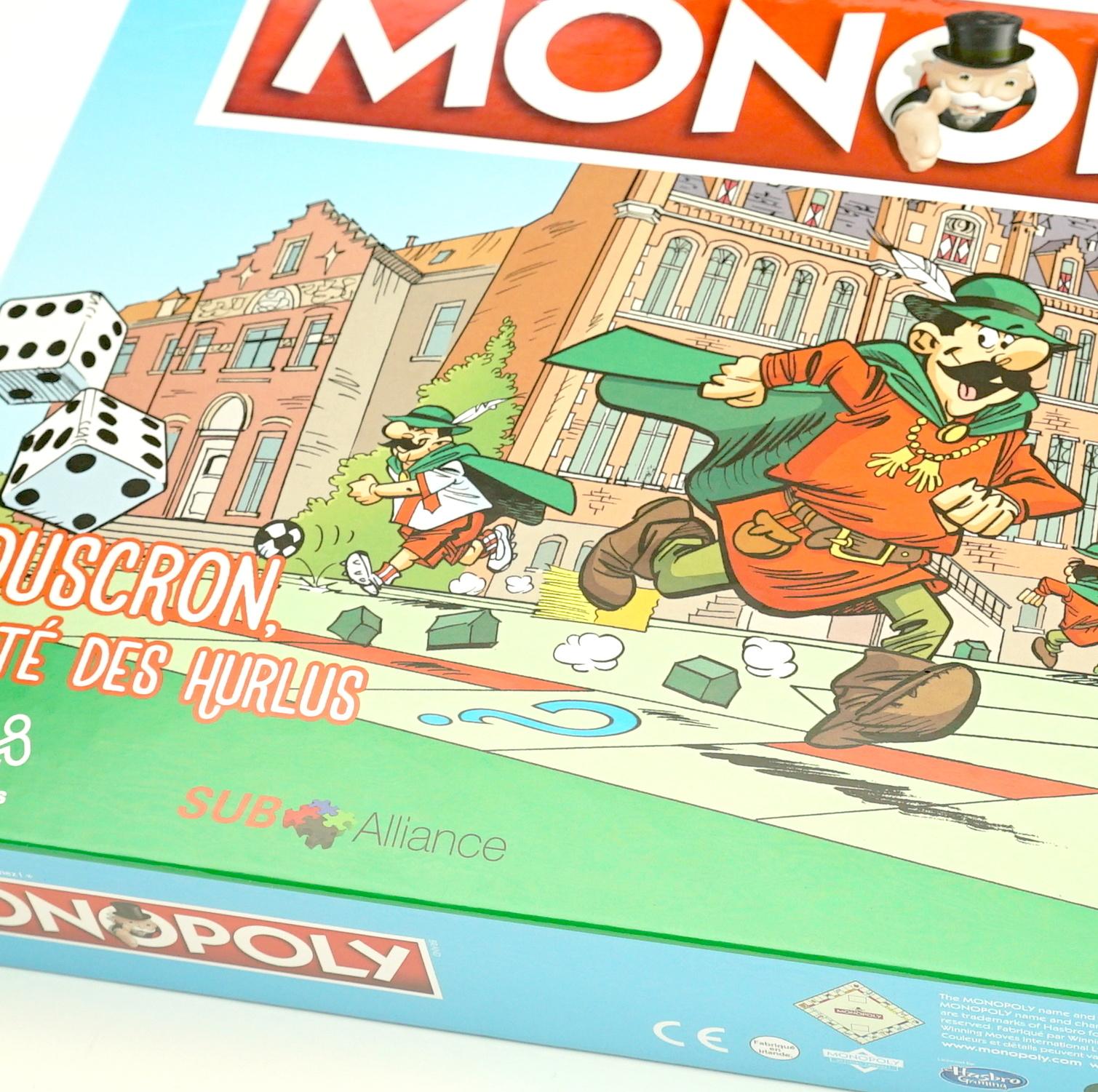 Monopoly Mouscron