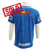 Gesigneerd shirt - KRC Genk - team blauw