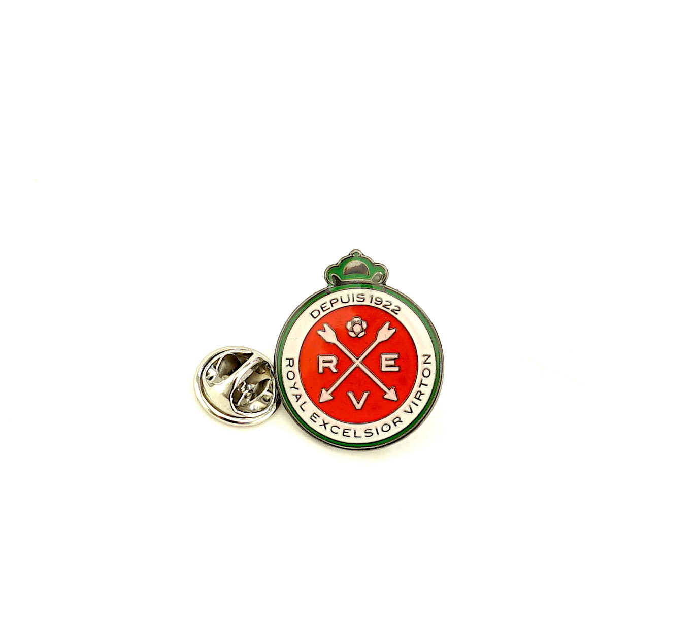 Pin Excelsior Virton