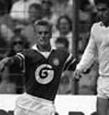 Maillot rétro RSC Anderlecht 1990 - 91