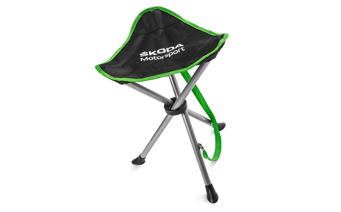Folding chair ŠKODA Motorsport