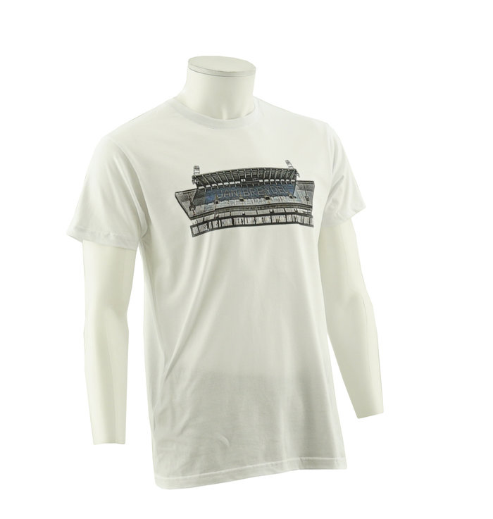 T-shirt white - Jan Breydel