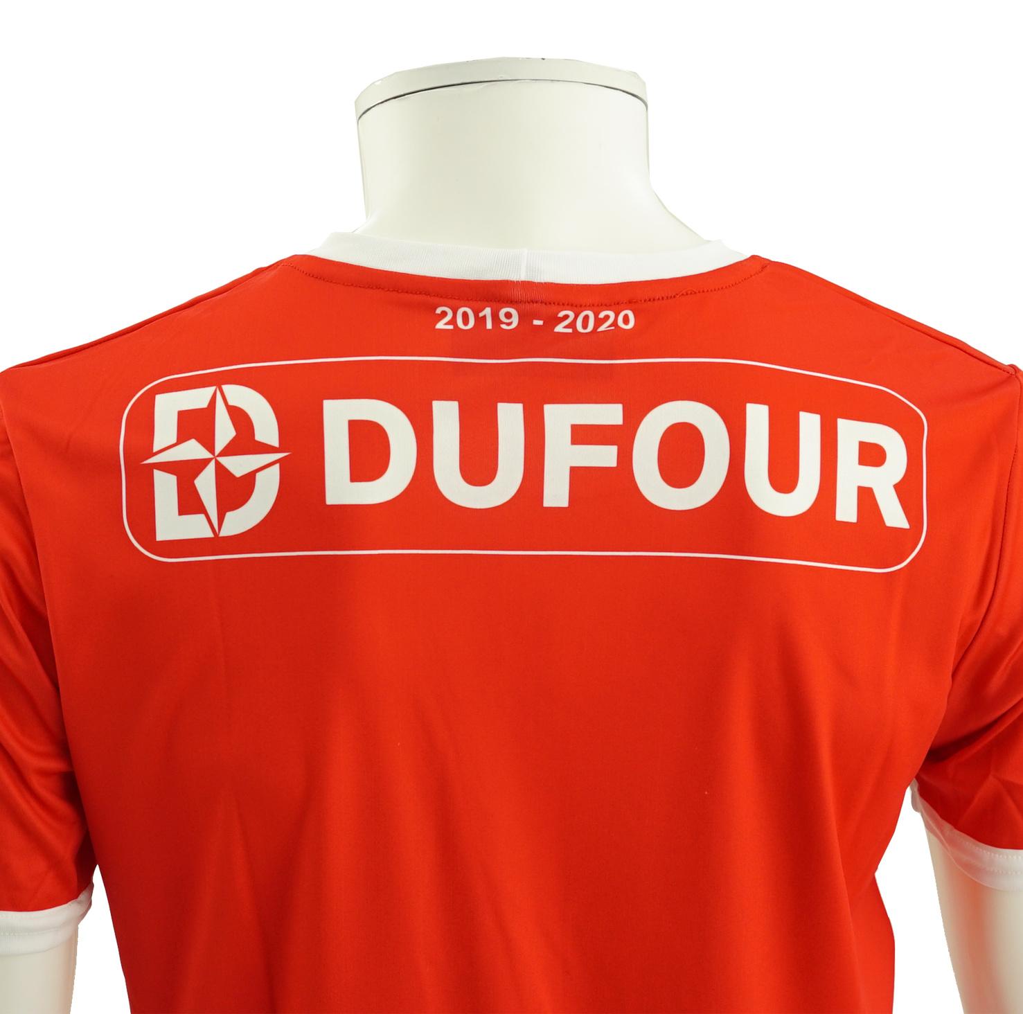 Home shirt Royal Excel Mouscron 2019-2020