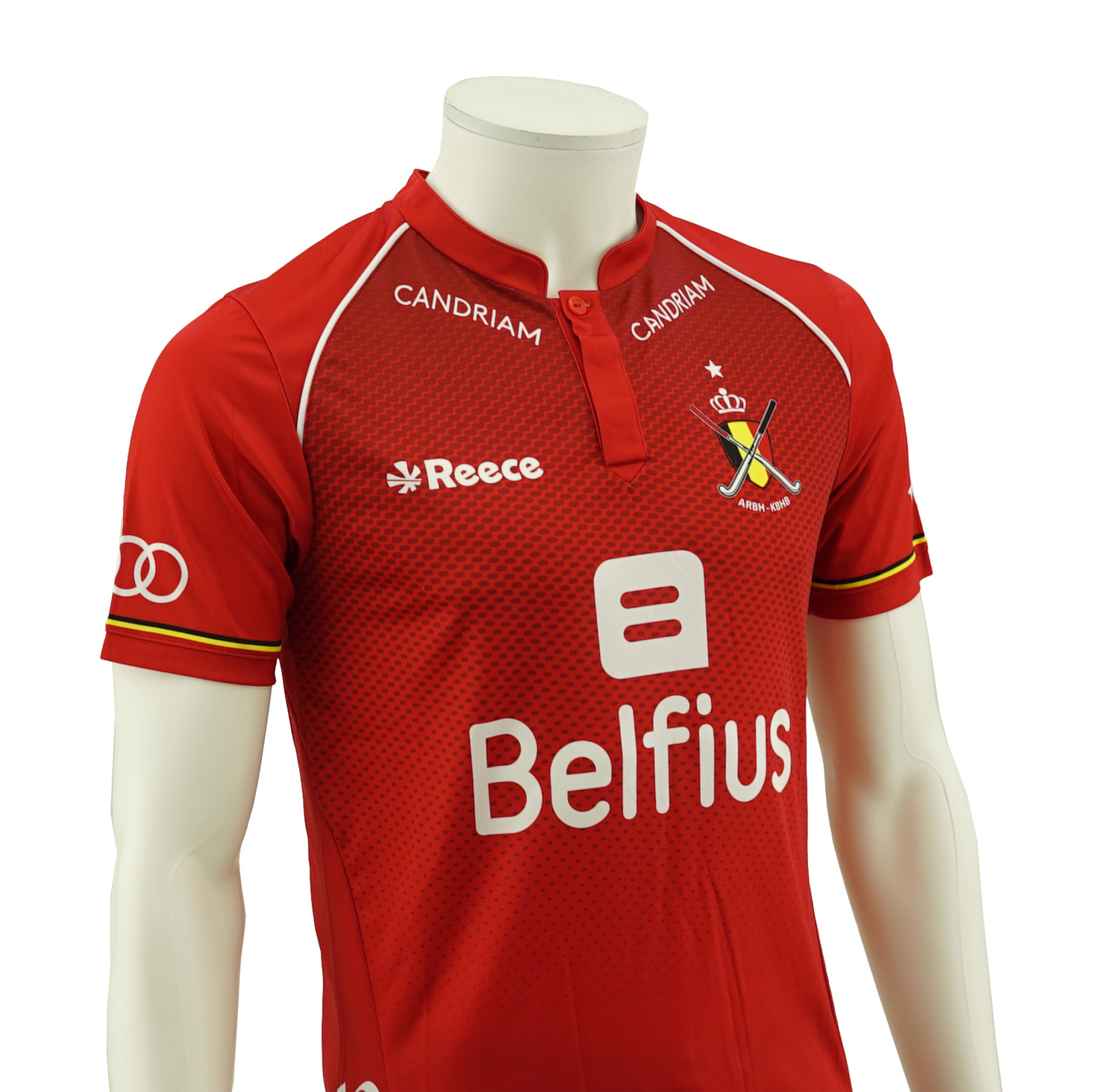 Maillot Red Lions