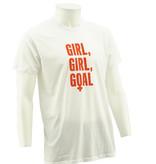 T-shirt  Girl girl goal