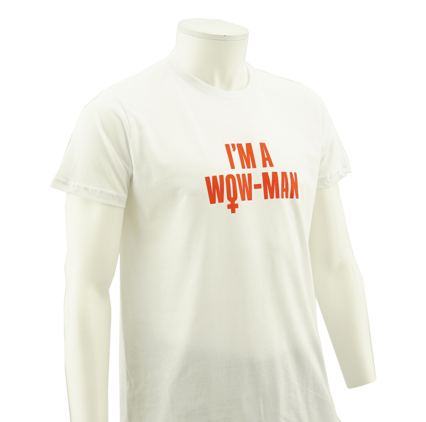 T-shirt  I'm a wow-man