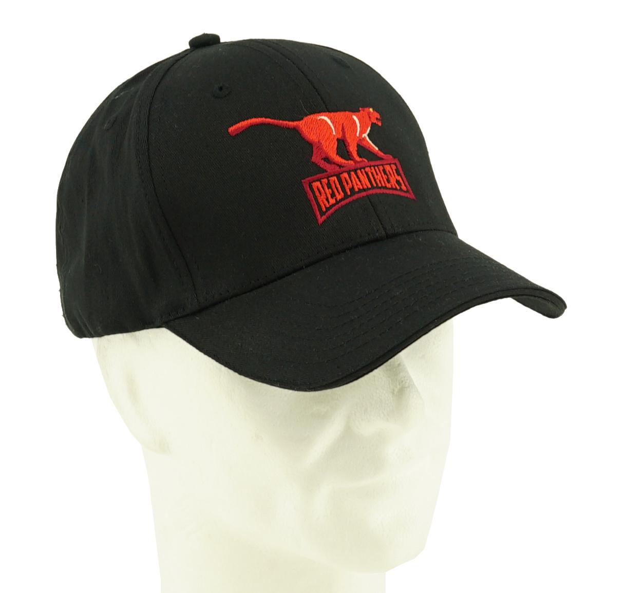 Pet zwart Red Panthers