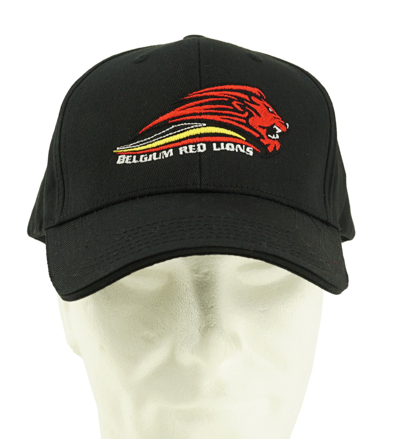 Cap black Red Lions