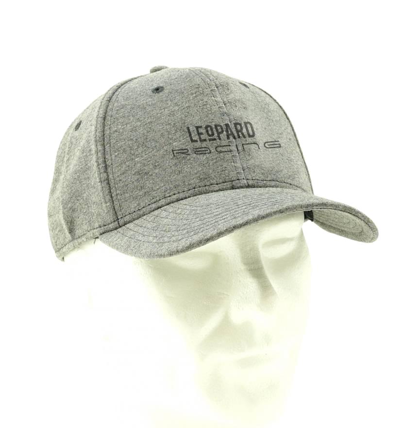 Cap grey Leopard Racing