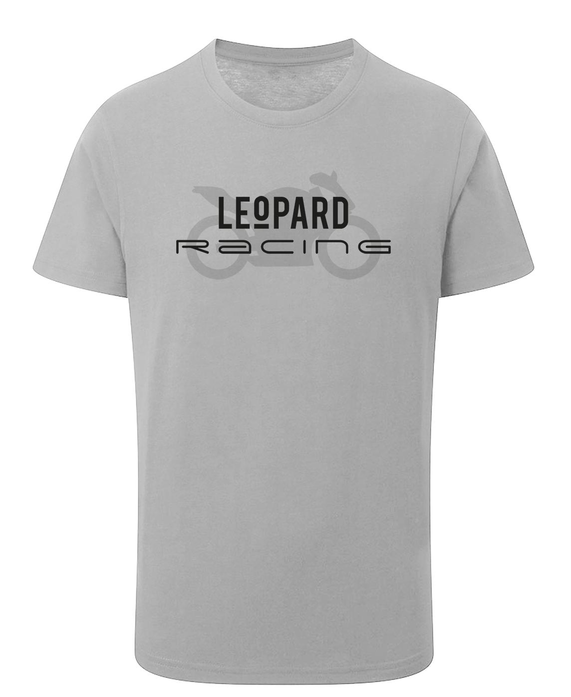 T-shirt Leopard Racing