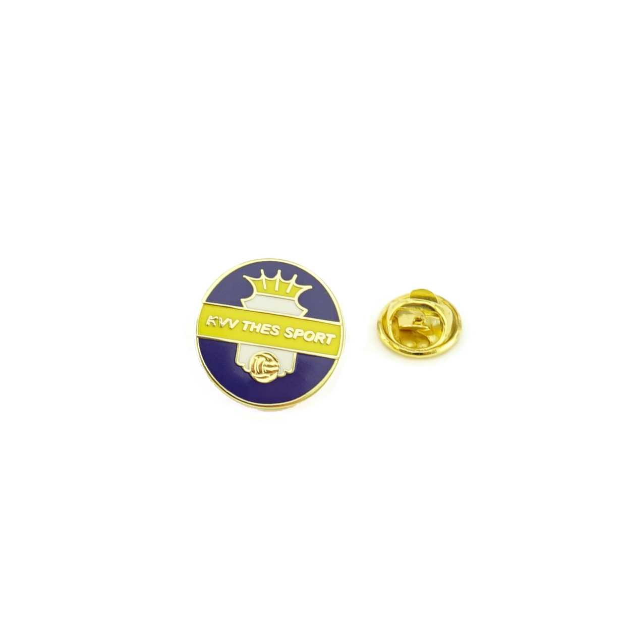 Pin logo - THES Sport