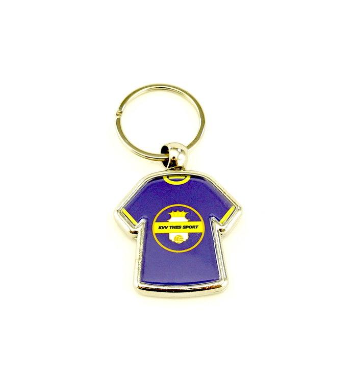 Keychain shirt logo