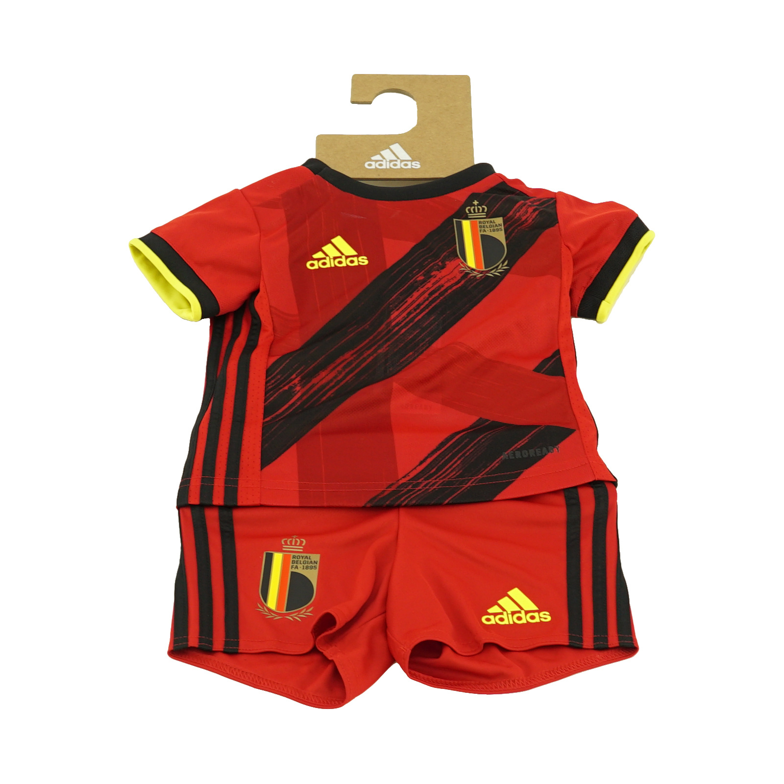 Shirt Belgian Red Devils Euro 2020 Home Baby