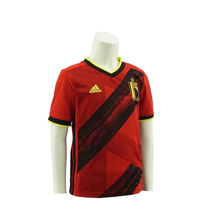 Shirt Belgian Red Devils Euro 2020 Home Kids