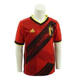 Shirt Belgian Red Devils Euro 2020 Home Kids