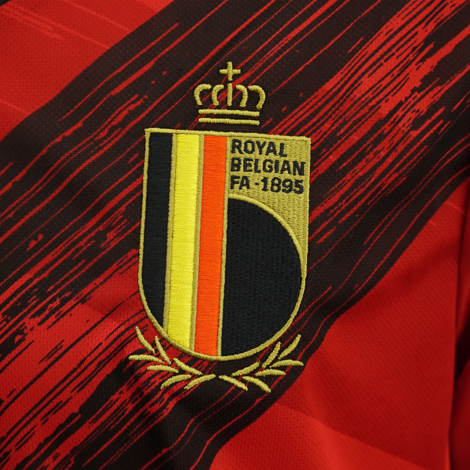 Shirt Belgian Red Devils Euro 2020 Home