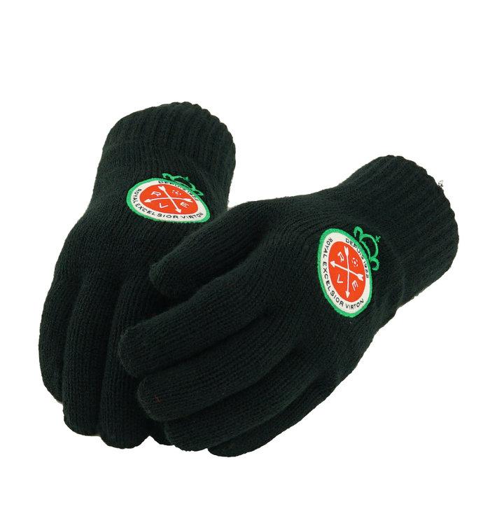 Glove black - L