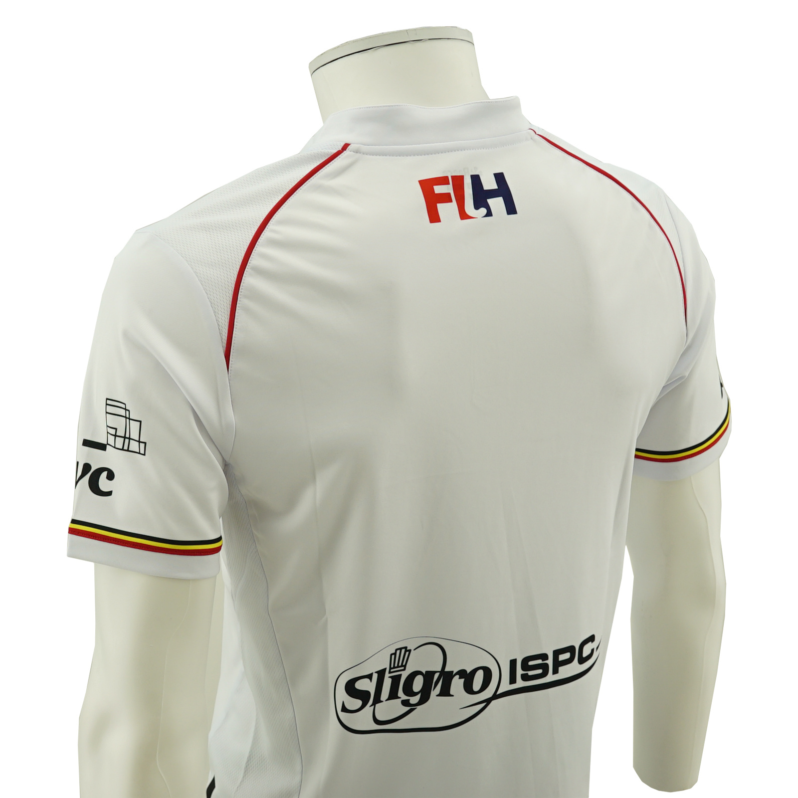 Hockey shirts white Red Lions