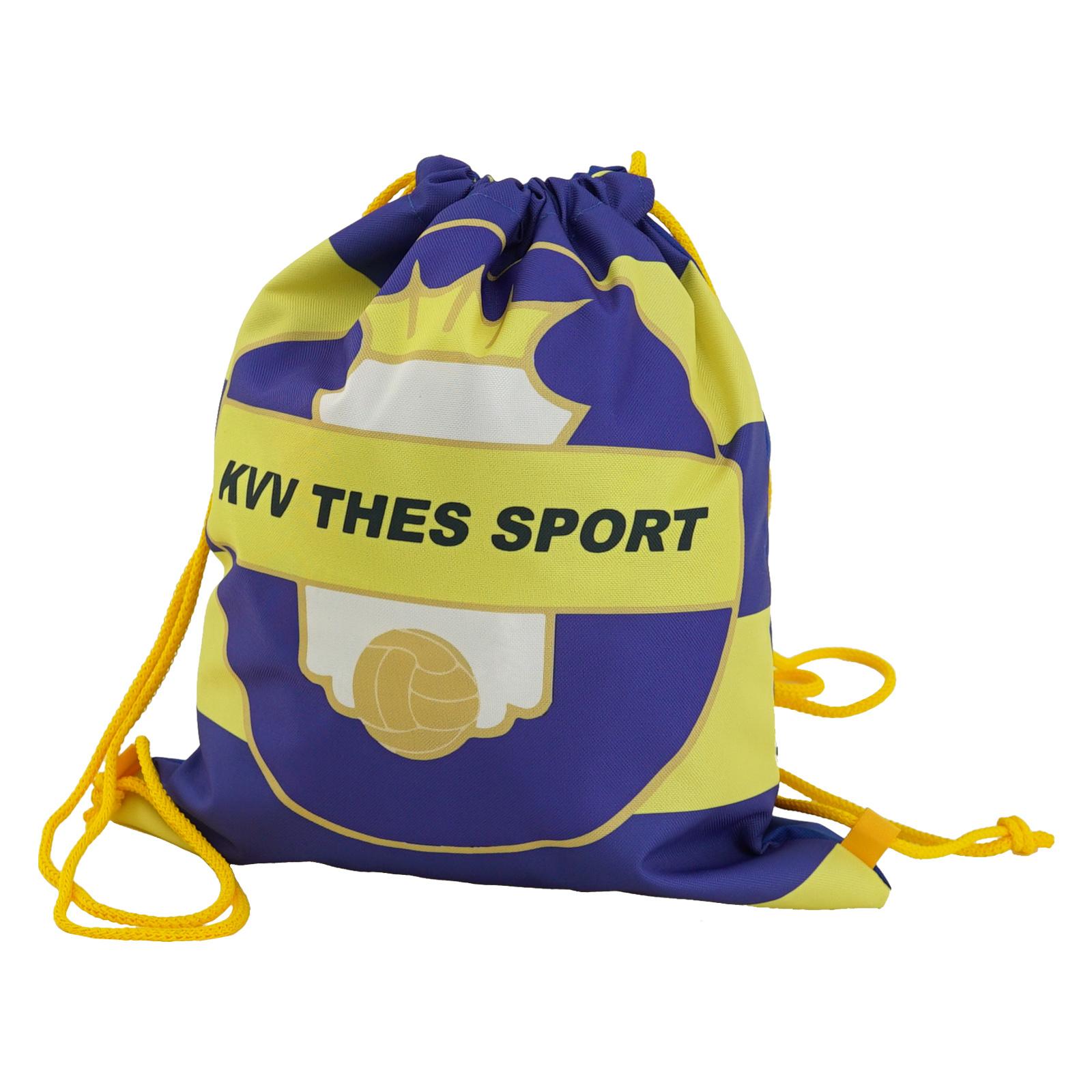 Sac de sport logo