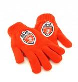 Handschoen Royal Excel rood  - M