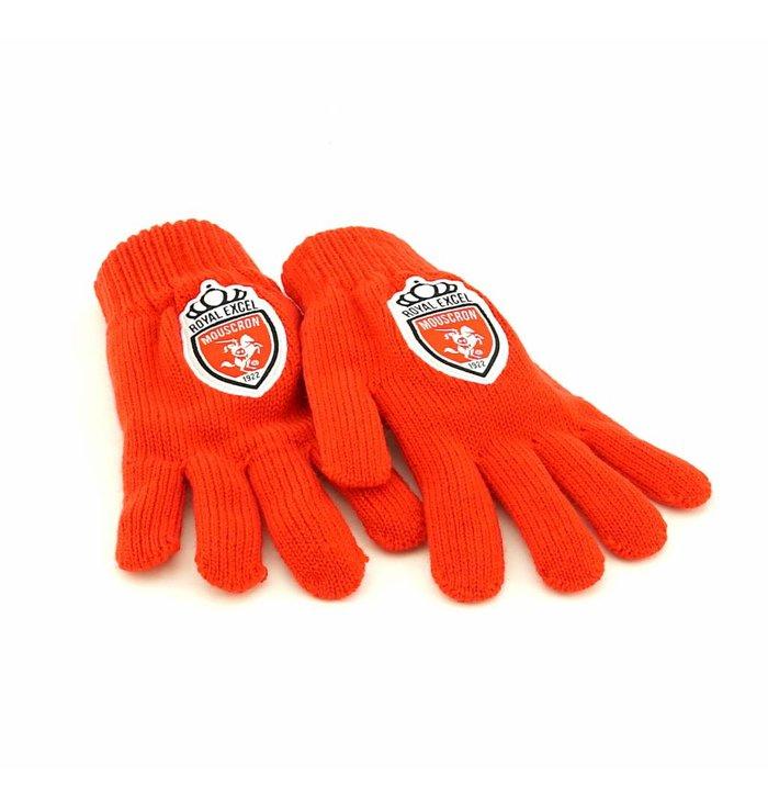 Handschoen Royal Excel rood  - S