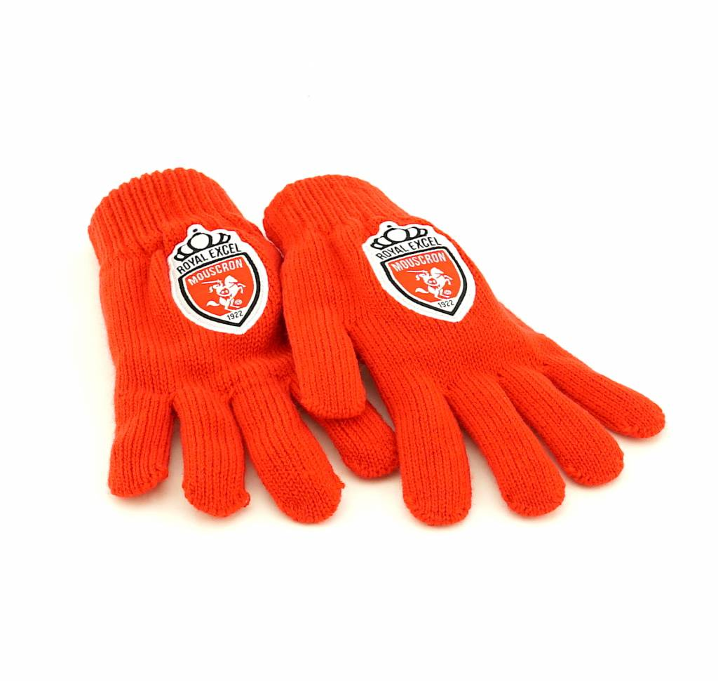 Glove Royal Excel red - S - Royal Excel Mouscron