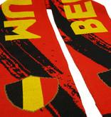 Scarf Belgium brushstroke