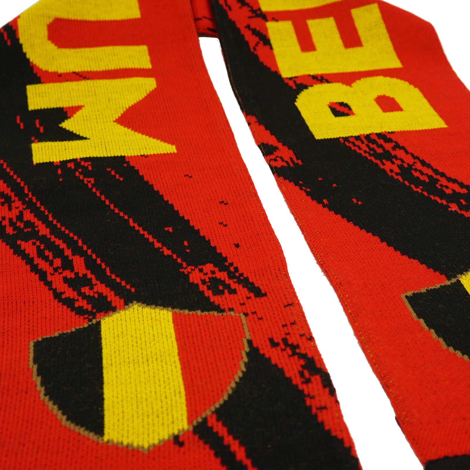 Sjaal België penseelstreek