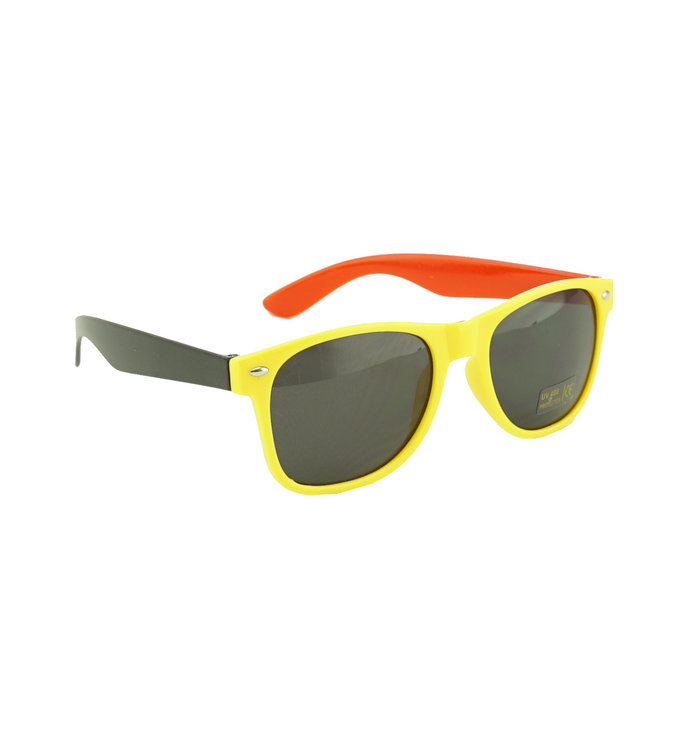 Sunglasses with the Belgian colours sunglasses
