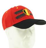 Cap Belgium brushstroke