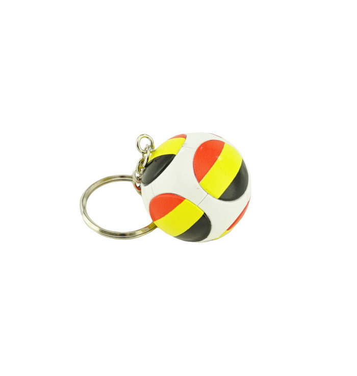 Key ring ball