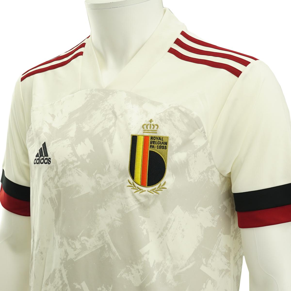 Shirt Belgian Red Devils Euro 2020 Away