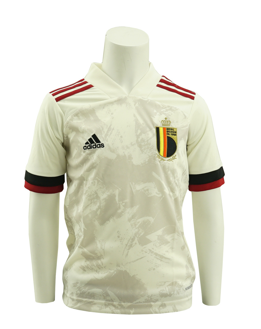 Shirt Belgian Red Devils Euro 2020 Away Kids