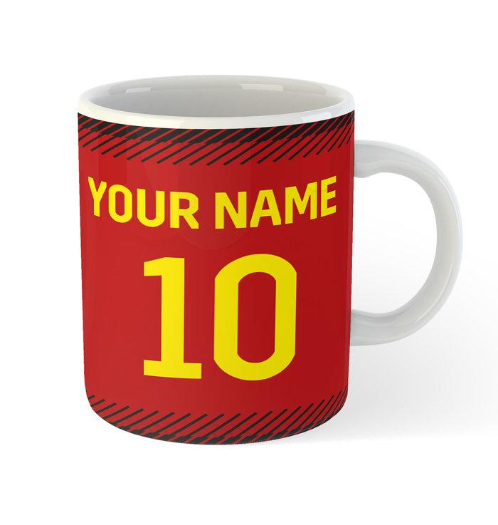 Mug Belgium