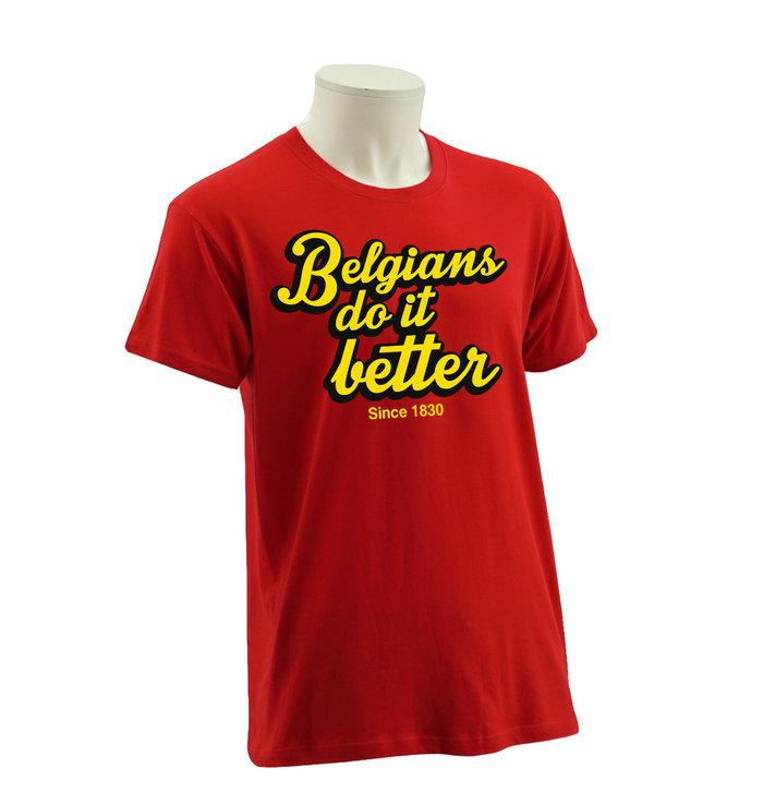 Gepersonaliseerd T-shirt - Man (6)