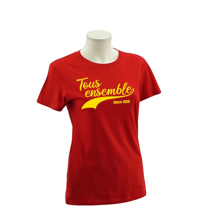Gepersonaliseerd T-shirt - Dames (7)