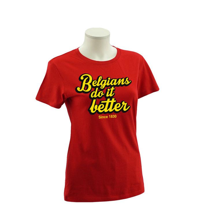 Gepersonaliseerd T-shirt - Dames (6)