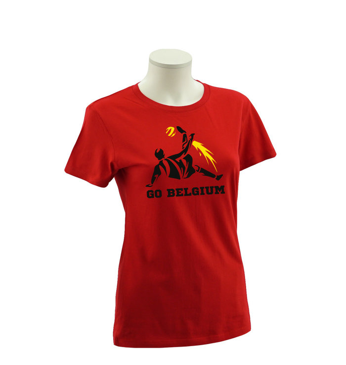 Gepersonaliseerd T-shirt - Dames (5)