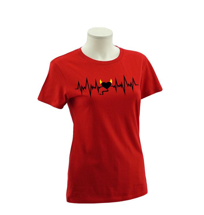 Gepersonaliseerd T-shirt - Dames (4)