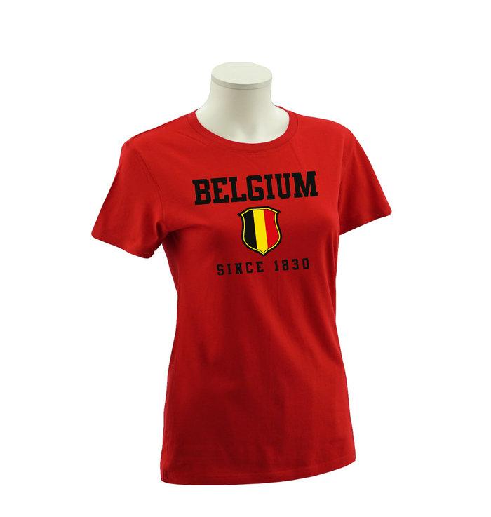 Gepersonaliseerd T-shirt - Dames (2)