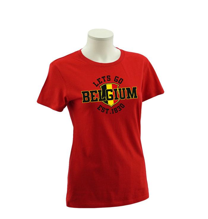 Gepersonaliseerd T-shirt - Dames (1)